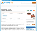 Macular Degeneration (Spanish)