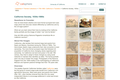 Calisphere Themed Collection - 1780-1880: California in Transition:  Californio Society, 1830s-1880s