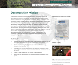 Decomposition Mission