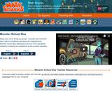 Monster Schoolbus