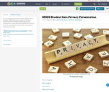 MSDE Student Data Privacy Presentation
