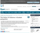 the History of Medicine: A Scottish Perspective