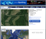 Geography Game: PlaceSpotting