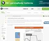 Interpreting Stories and Graphs
