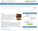 Deformation: Nanocomposite Compression