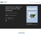 360 Essentials: A Beginner's Guide to Immersive Video Storytelling