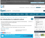 An Introduction to Material Culture