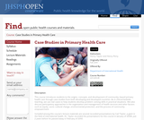 Case Studies in Primary Health Care