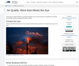 Air Quality: More than Meets the Eye