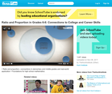 Ratio and Proportion in Grades 6-8: Connections to College and Career Skills