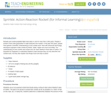 Action-Reaction Rocket! (for Informal Learning)