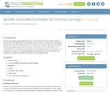 Action-Reaction Rocket! (for Informal Learning)