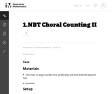 Choral Counting II