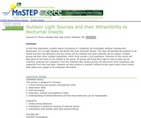 Outdoor Light Sources and Their Attractibility to Nocturnal Insects