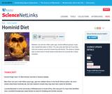 Hominid Diet
