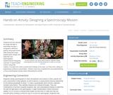 Designing a Spectroscopy Mission