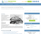An Introduction to Inclined Planes