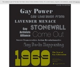 1969: The Year of Gay Liberation
