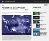 Antarctica: Lake Vostok