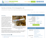 Chromatography Lab