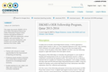 ISKME's OER Fellowship Program, Qatar 2013-2014