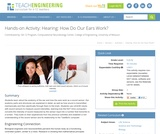 Hearing: How Do Our Ears Work?