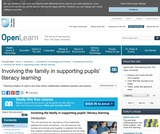 Involving the Family in Supporting Pupils' Literacy Learning