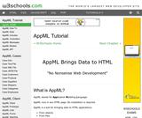 <AppML> Tutorial