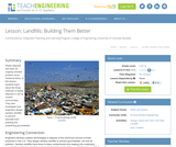 Landfills: Building Them Better