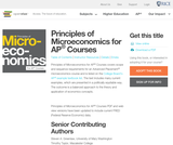 Principles of Microeconomics for AP Courses