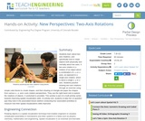New Perspectives: Two-Axis Rotations