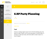 6.RP Party Planning