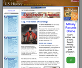 11g. The Battle of Saratoga