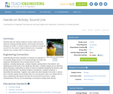 Sound Line