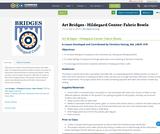 Art Bridges - Hildegard Center: Fabric Bowls