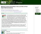 Mapping Coastal Vulnerability to Sea-Level Rise at Point Reyes National Seashore