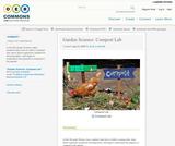 Garden Science: Compost Lab