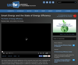 The Roots of Energy Efficiency: Smart Energy and the State of Energy Efficiency