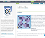 Quilt Block Collage