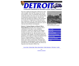 Detroit: A National Register of Historic Places Travel Itinerary