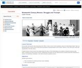 19th Century Women: Struggle and Triumph