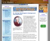 8c. George Washington's Background and Experience