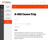 A-REI Canoe Trip