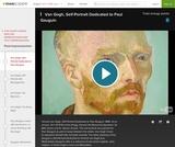 Vincent van Gogh, Self-Portrait Dedicated to Paul Gauguin