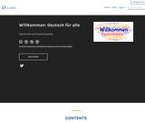 Willkommen: Deutsch für alle