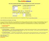 The ArithmAttack