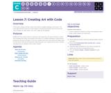CS Fundamentals 3.7: Creating Art with Code