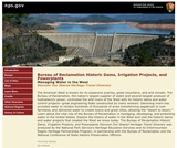 Bureau of Reclamation Historic Dams and Water Projects