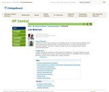 AP Central: Lab Materials