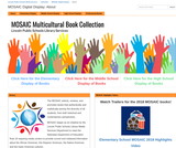 2018 MOSAIC Multicultural Book Collection